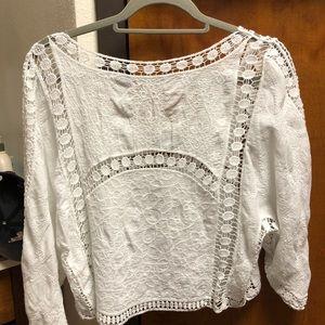 White shirt-SHEIN